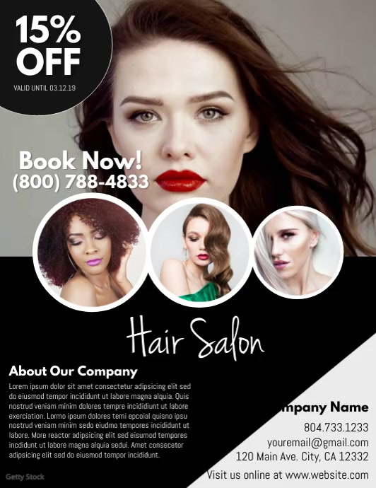 Copy of Hair Salon