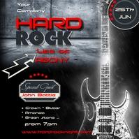 hard rock1 Cuadrado (1:1) template
