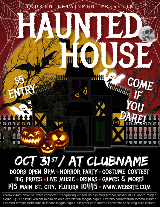 Copy of Haunted House