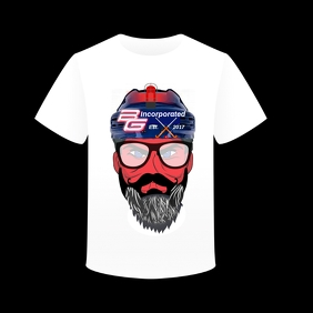 Copy of Hockey Tshirt Design