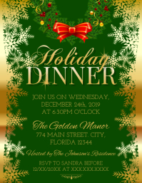 Copy of Holiday Dinner