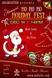 Copy of Holiday Fest Poster