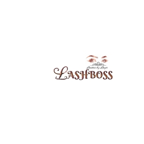 Lashes Logo Template Logotipo