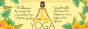 Mail header yoga template