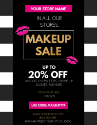 Copy of Makeup Sale