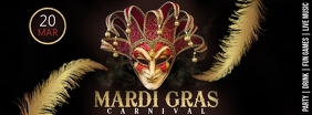 Copy of Mardi Gras Carnival Facebook Cover