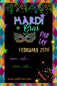 Copy of Mardi Gras Party