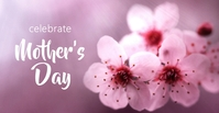 Mother's Day Facebook Event Cover template