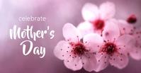 Mother's Day Portada de evento de Facebook template