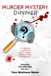 Copy of murder mystery dinner theater flyer t