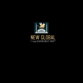 NEW GLOBAL LOGO template