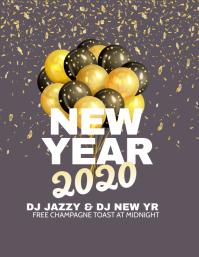 New Year 2020 2