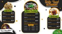 Order food online/ Restaurant menu Umbukiso Wedijithali (16:9) template