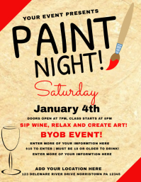 Copy of PAINT NIGHT
