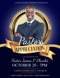 Copy of Pastor's Appreciation
