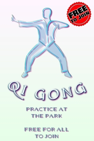 Copy of QI Gong - qigong practice meeting