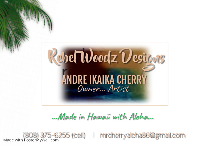 Copy of RebelWood Business Card