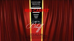 Copy of RED CARPET EVENT VIDEO AD TEMPLATE