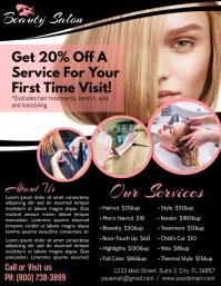Copy of Salon Service