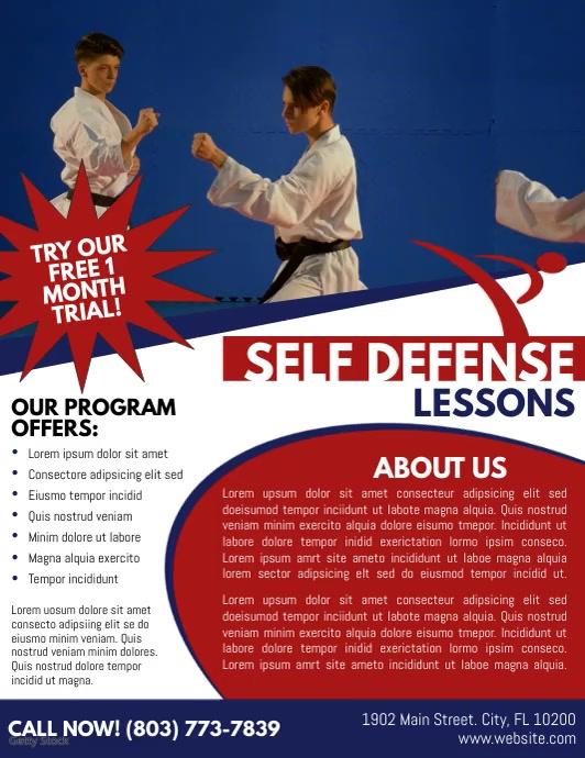 Copy of Self Defense