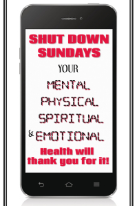Copy of Shut Down Sundays Poster