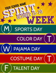 Copy of Spirit Week