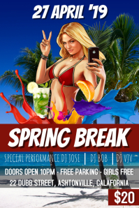 Copy of Spring Break