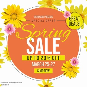 Copy of SPRING SALE