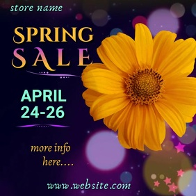 Copy of Spring Sale Video Ad
