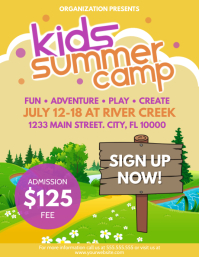 Copy of Summer Camp