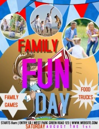 Copy of SUMMER FAMILY FUN DAY