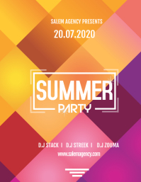 Copy of SUMMER FLYER TEMPLATE