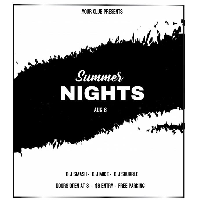 Copy of SUMMER NIGHTS VIDEO