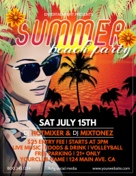 Copy of Summer Party