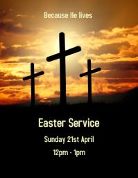Copy of Sunday Service Flyer