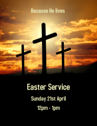 Copy of Sunday Service Flyer