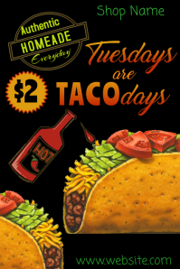Copy of Taco Tuesday Poster