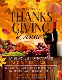 Copy of THANKSGIVING DINNER