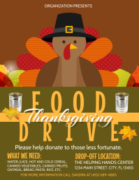 Copy of THANKSGIVING FOOD DRIVE