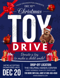 Copy of TOY DRIVE