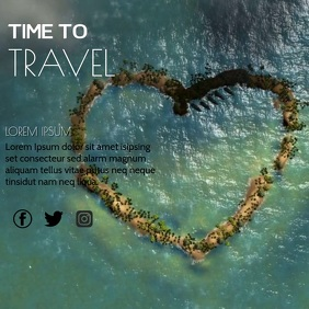 Copy of TRAVEL VIDEO TEMPLATE