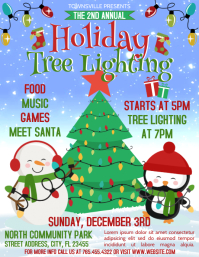 Copy of Tree Lighting