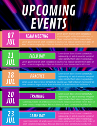 Copy of upcoming events