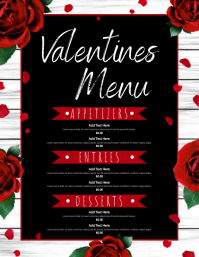 Copy of Valentines Menu