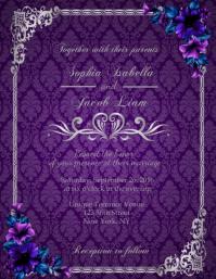 Copy of Wedding Invitation