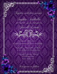 Copy of Wedding Invitation