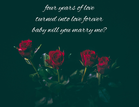 Copy of will you marry me?
