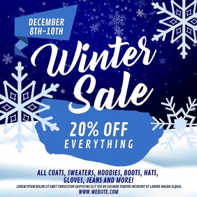 Copy of Winter Sale