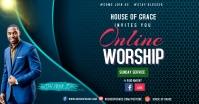 worship Publicité Facebook template