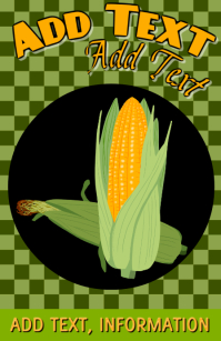 corn cob maize food native to america